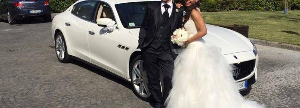 Auto noleggio sposi chiama subito 347.6581767